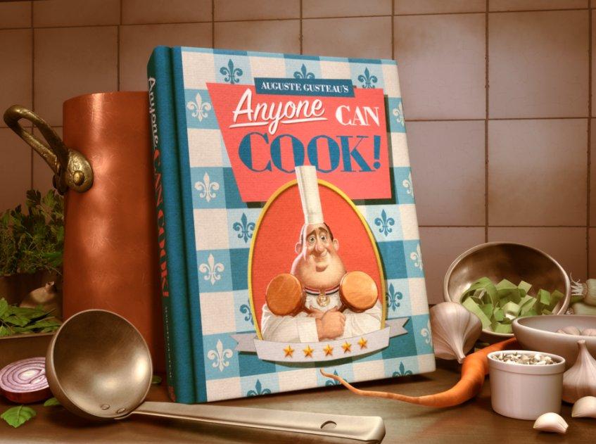 Comer como dios manda la comida en el cine ratatouille - Film para cocinar ...