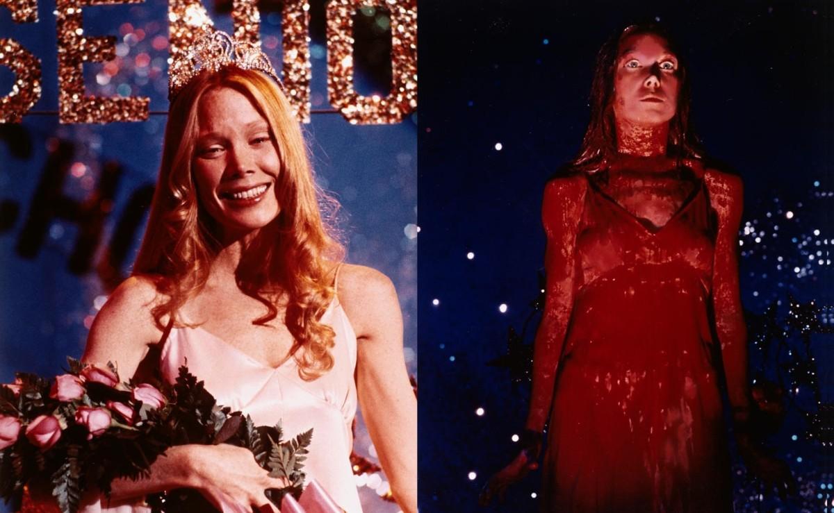 Ela só queria ir ao baile: Carrie, a estranha (1976)