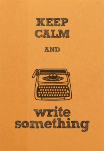 keep-calm-write