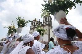 Festejos da Lavagem do Bonfim 2011.Foto: Adenilson Nunes/AGECOM
