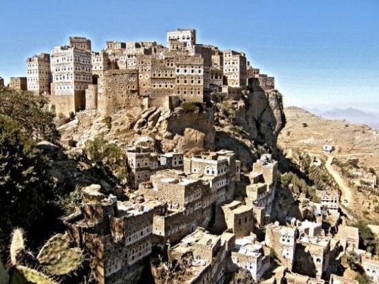Al_Hajjarah_Yemen