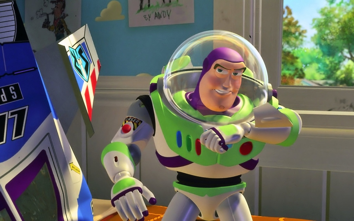 O complexo do Buzz Lightyear: o que eu aprendi com Toy Story