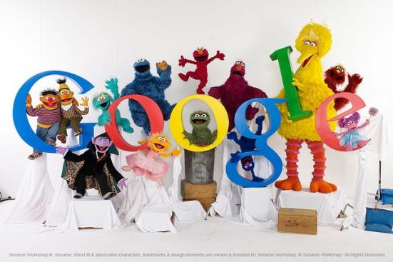 google vila sésamo