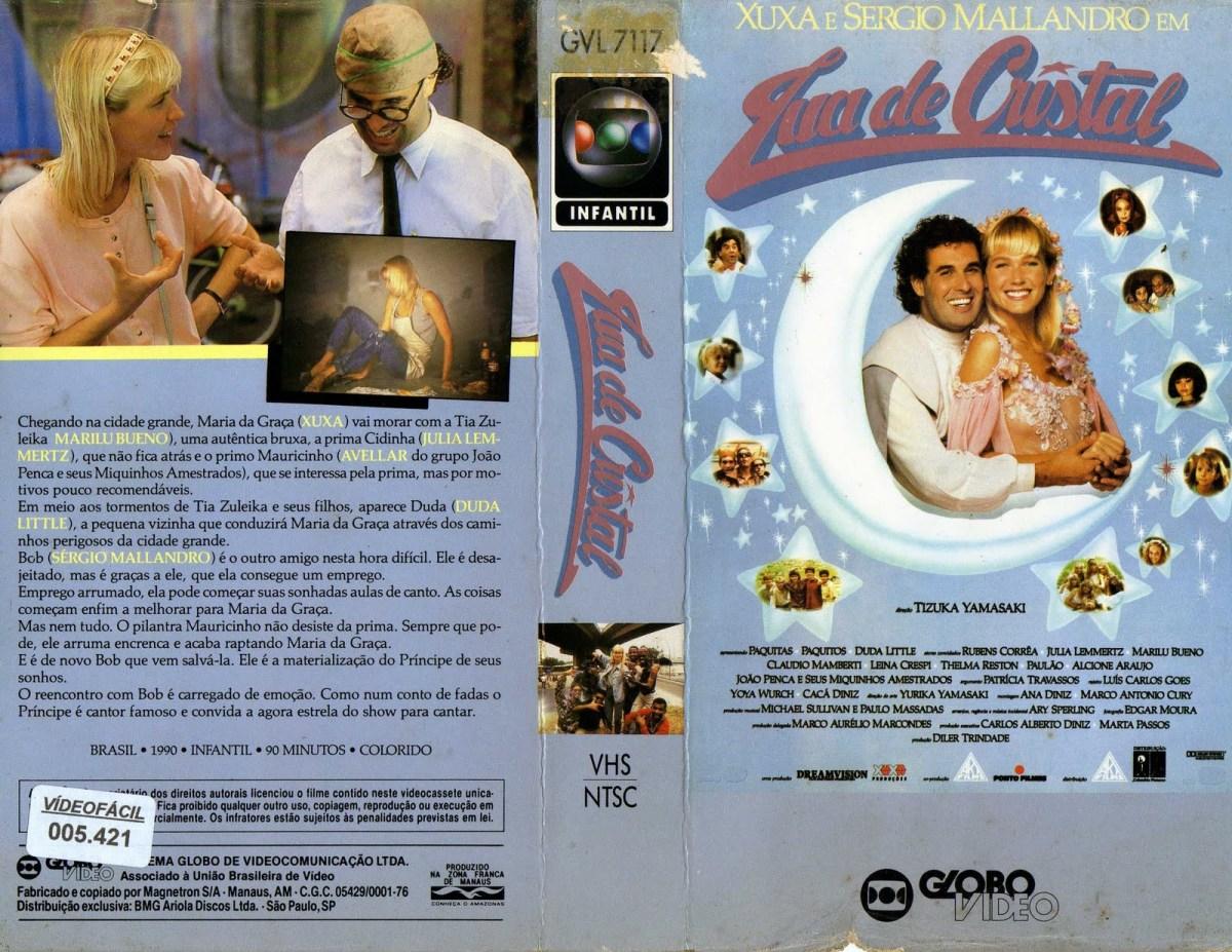 Filmes que abalaram a nossa infância: Lua de Cristal (1990)- Parte 1